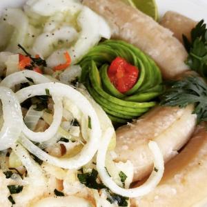 ti-nain morue, repas livré à domicile ou au bureau en Martinique