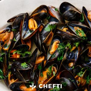 Moules marinières, plats faits maison en livraison, de restaurant à fort de France ou au lamentin
