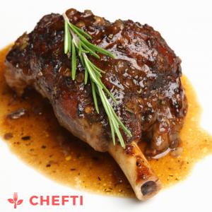 Souris d'agneau aux 4 épices, commander et faites vous livrer vos repas en Martinique