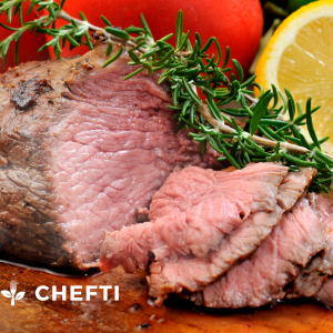 Rôti de veau, chef à domicile mais aussi restaurant, on vous livre de délicieux plats en Martinique