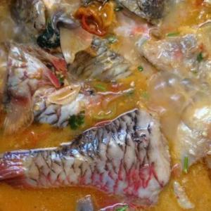 Court bouillon de poisson livré chez à domicile ou au bureau en Martinique, fort de france, lamentin, shoelcher